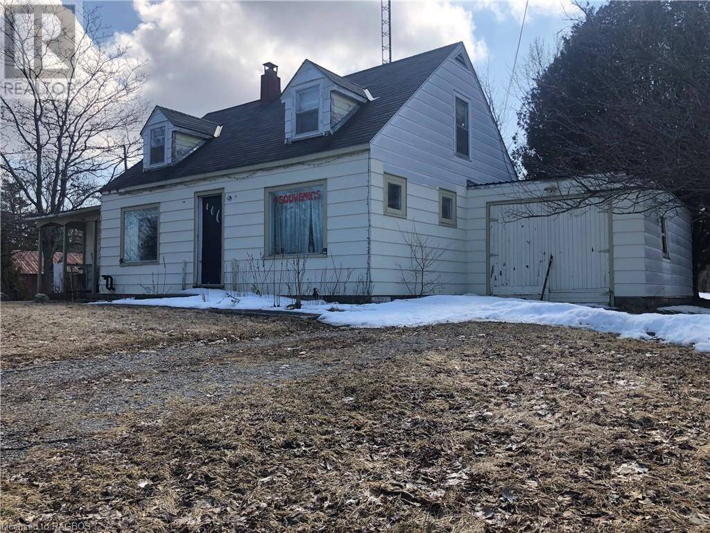 House for sale at 7093 Highway 6 Hy Northern Bruce Peninsula Ontario - MLS: 252666