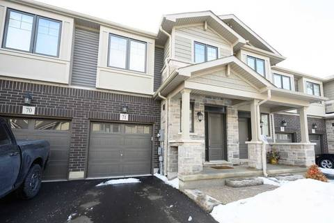 Townhouse for sale at 1890 Rymal Rd Unit #71 Hamilton Ontario - MLS: X4690647