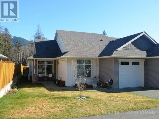 Townhouse for sale at 300 Grosskleg Wy Unit 71 Lake Cowichan British Columbia - MLS: 466148