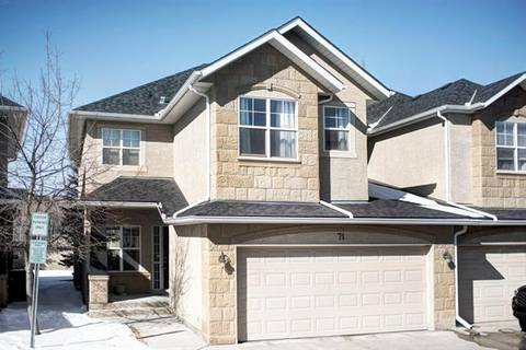Townhouse for sale at 39 Strathlea Common Southwest Unit 71 Calgary Alberta - MLS: C4292019