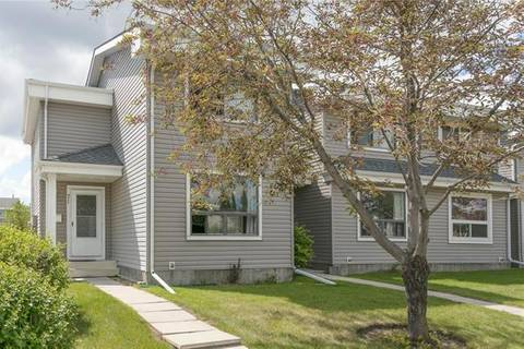 Townhouse for sale at 4360 58 St Northeast Unit 71 Calgary Alberta - MLS: C4242682
