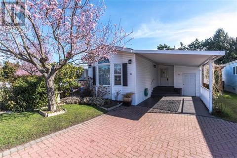Residential property for sale at 7583 Central Saanich Rd Unit 71 Central Saanich British Columbia - MLS: 407518