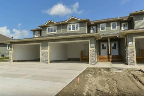 Townhouse for sale at 8602 Southfort Blvd Unit 71 Fort Saskatchewan Alberta - MLS: E4156460