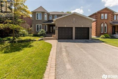House for sale at 71 Bishop Dr Barrie Ontario - MLS: 30743744