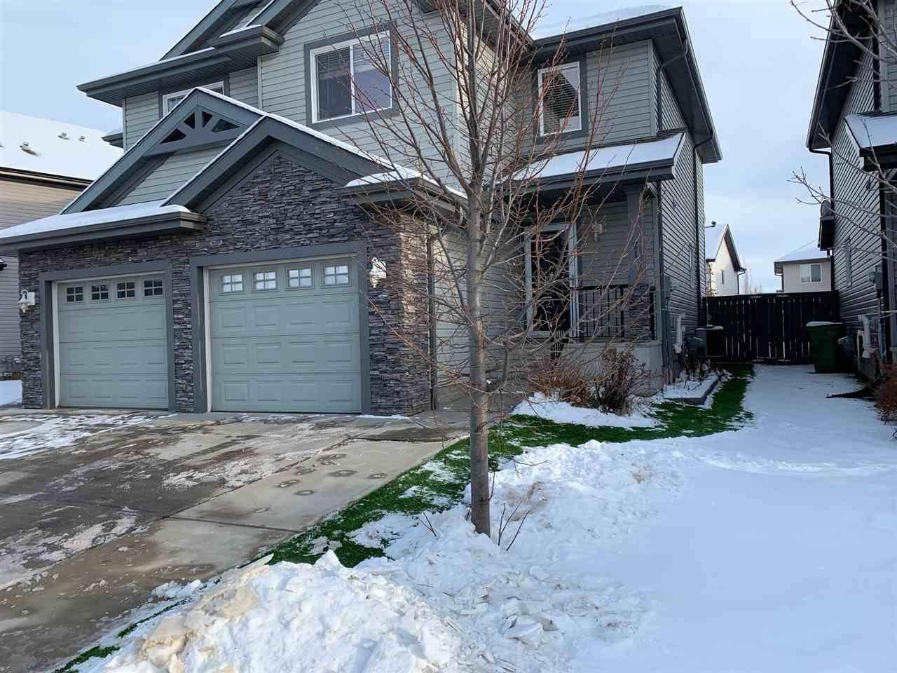 Townhouse for sale at 71 Calvert Wd Fort Saskatchewan Alberta - MLS: E4182329