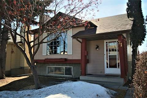 House for sale at 71 Castlegrove Rd Northeast Calgary Alberta - MLS: C4237658