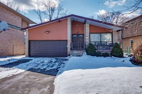 House for sale at 71 Charleswood Dr Toronto Ontario - MLS: C4701837