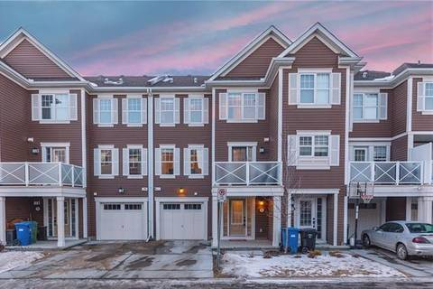 Townhouse for sale at 71 Cityscape Ct Northeast Calgary Alberta - MLS: C4295340