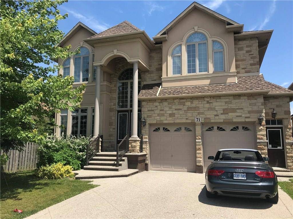 House for sale at 71 Cloverleaf Dr Ancaster Ontario - MLS: H4029740