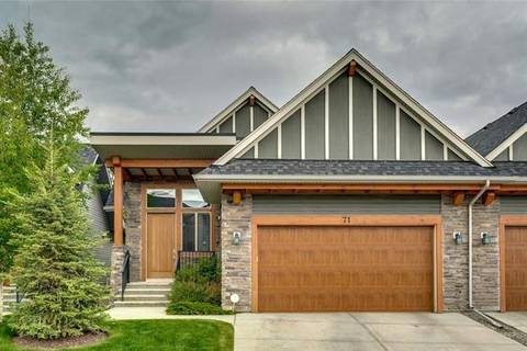 Townhouse for sale at 71 Cortina Villa(s) Southwest Calgary Alberta - MLS: C4253496