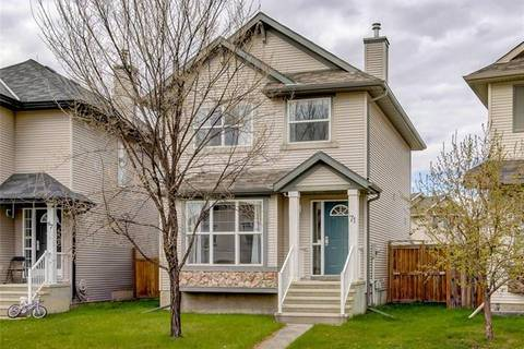 House for sale at 71 Cranberry Sq Southeast Calgary Alberta - MLS: C4282539