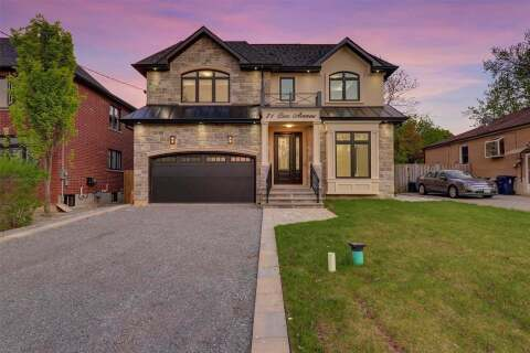 House for sale at 71 Cree Ave Toronto Ontario - MLS: E4836328