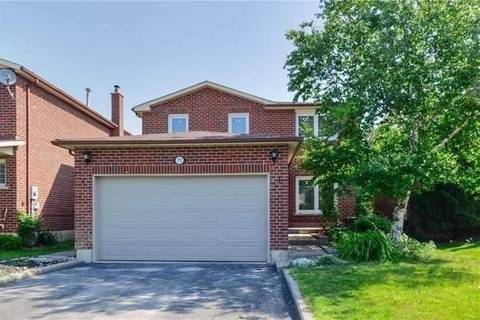 House for sale at 71 De Rose Ave Caledon Ontario - MLS: W4671085