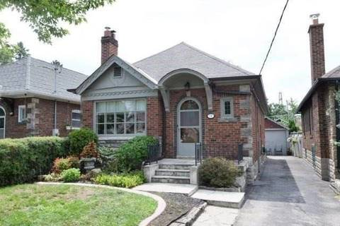 House for rent at 71 Delemere Ave Toronto Ontario - MLS: W4429284