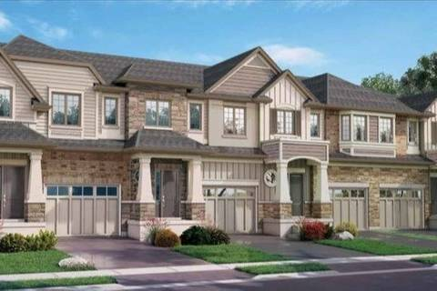 Townhouse for sale at 71 Dennis Dr West Lincoln Ontario - MLS: X4671792