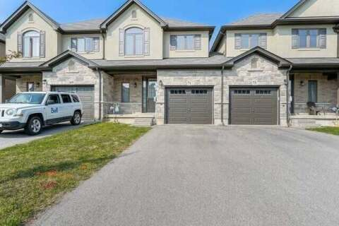 Townhouse for sale at 71 Dodman Cres Hamilton Ontario - MLS: X4923474