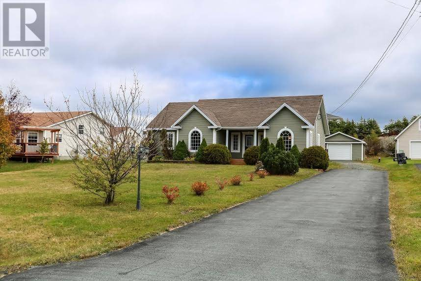 House for sale at 71 Dogberry Hill Road Extension Portugal Cove, St. Phillips Newfoundland - MLS: 1205453