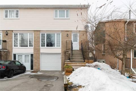 Townhouse for sale at 71 Doreen Cres Clarington Ontario - MLS: E4369373