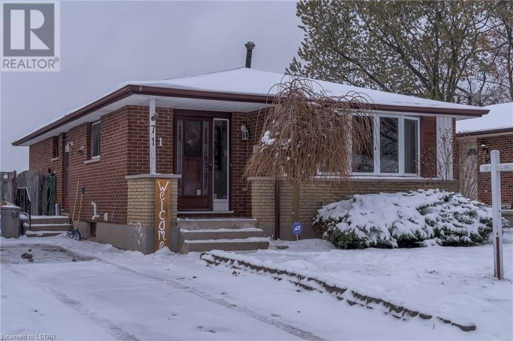 House for sale at 71 Dudley Cres London Ontario - MLS: 233796