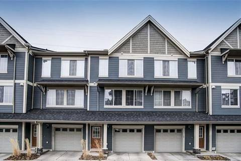 Townhouse for sale at 71 Evansview Garden(s) Northwest Calgary Alberta - MLS: C4295092