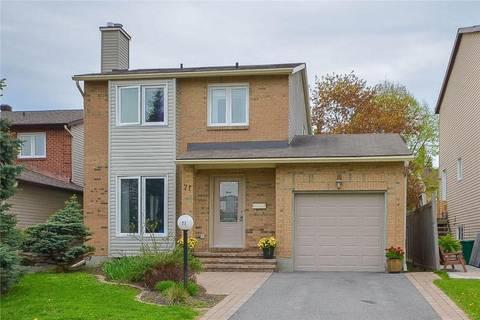 House for sale at 71 Farm Gate Cres Ottawa Ontario - MLS: 1152965