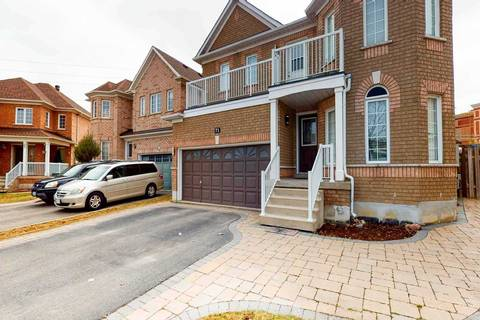 House for sale at 71 Farthingale Cres Brampton Ontario - MLS: W4737762