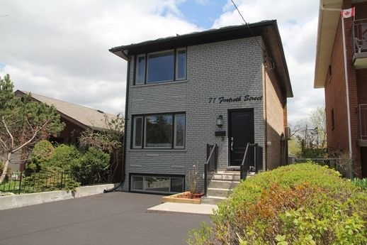 For Sale: 71 Fortieth Street, Toronto, ON   3 Bed, 4 Bath House for $1,145,000. See 20 photos!