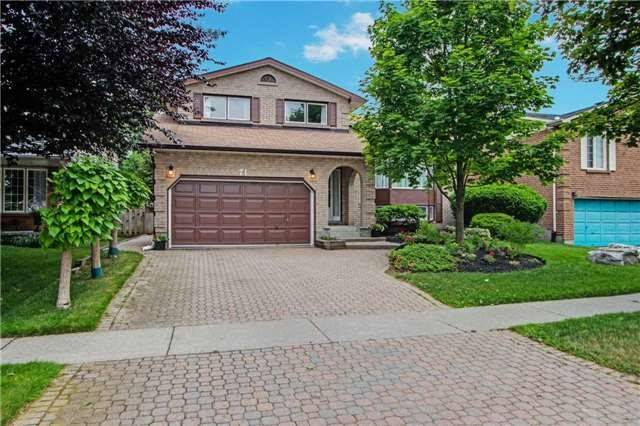 Sold: 71 Foxhunt Trail, Clarington, ON