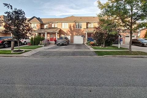Townhouse for sale at 71 Frank Johnston Rd Caledon Ontario - MLS: W4593770