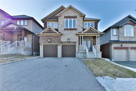 House for sale at 71 Gouda Pl Cambridge Ontario - MLS: X4453231