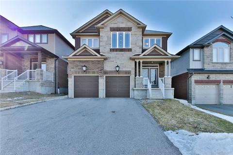 House for sale at 71 Gouda Pl Cambridge Ontario - MLS: X4453231