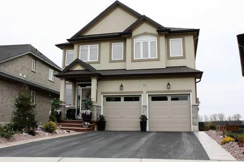House for sale at 71 Greti Dr Hamilton Ontario - MLS: X4387796