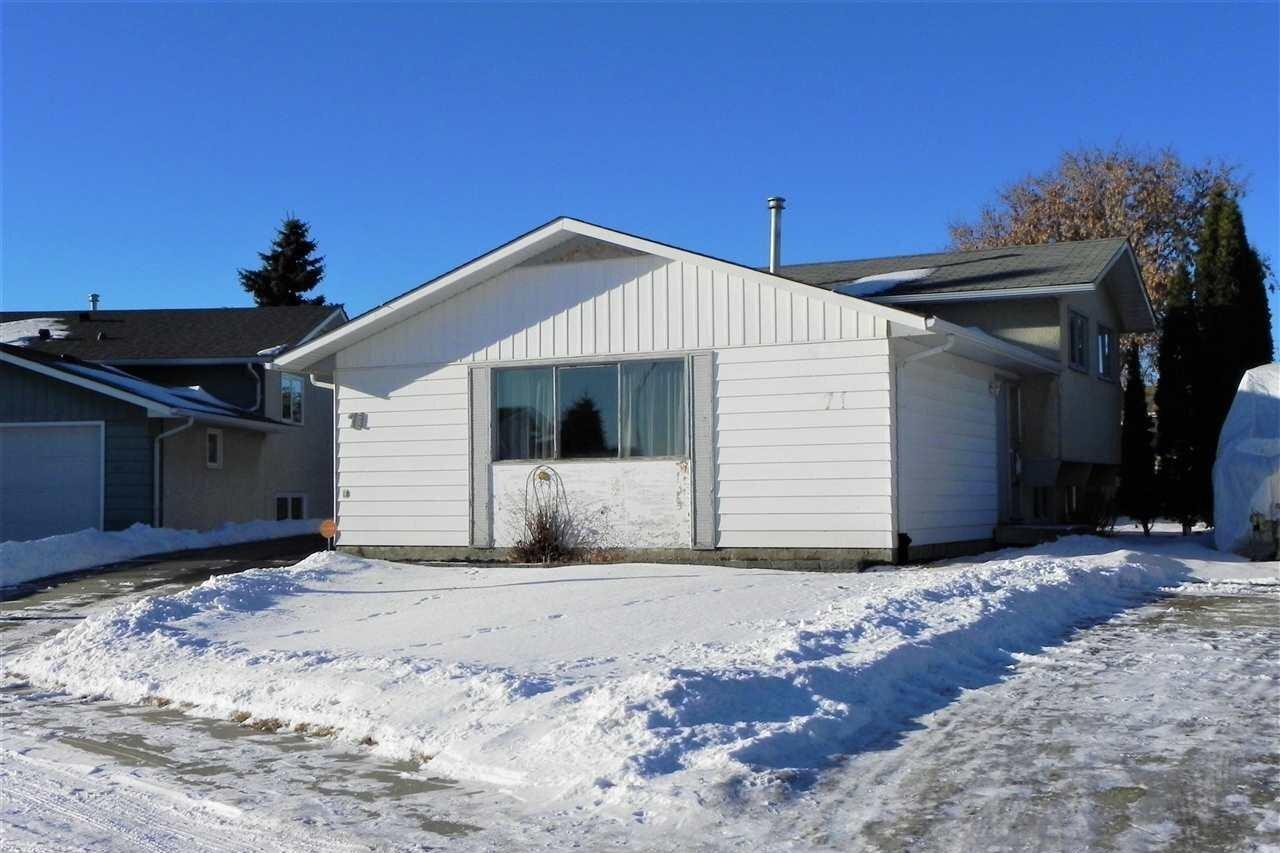 House for sale at 71 Hamilton Cr NW Edmonton Alberta - MLS: E4225430