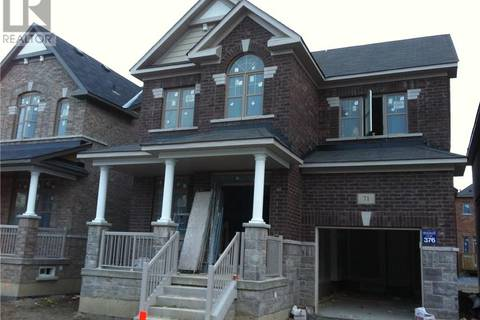 House for rent at 71 Holst Ave Markham Ontario - MLS: 30736582