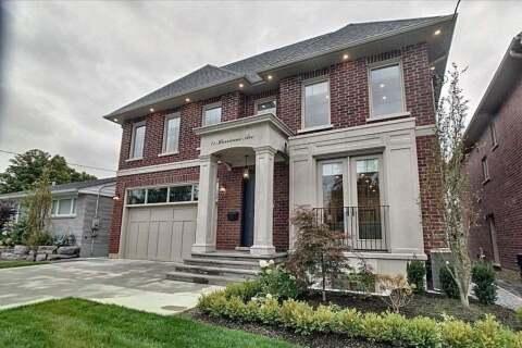 House for sale at 71 Hurricane Ave Vaughan Ontario - MLS: N4703297
