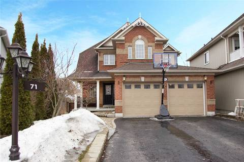 House for sale at 71 Laking Dr Clarington Ontario - MLS: E4424507