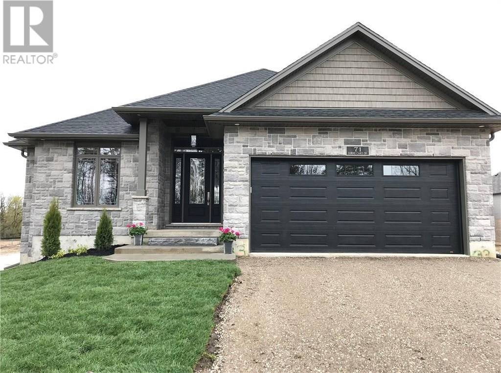 House for sale at 71 Lorne Card Dr Paris Ontario - MLS: 30785934