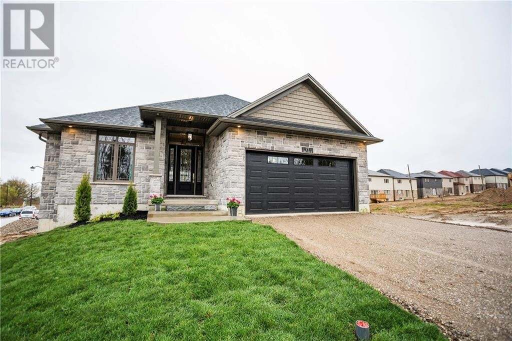 House for sale at 71 Lorne Card Dr Paris Ontario - MLS: 30813412