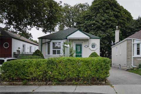 House for sale at 71 Manderley Dr Toronto Ontario - MLS: E4579042
