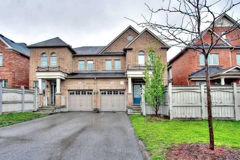 Townhouse for sale at 71 Mary Ellen Baker Cres Vaughan Ontario - MLS: N4481660