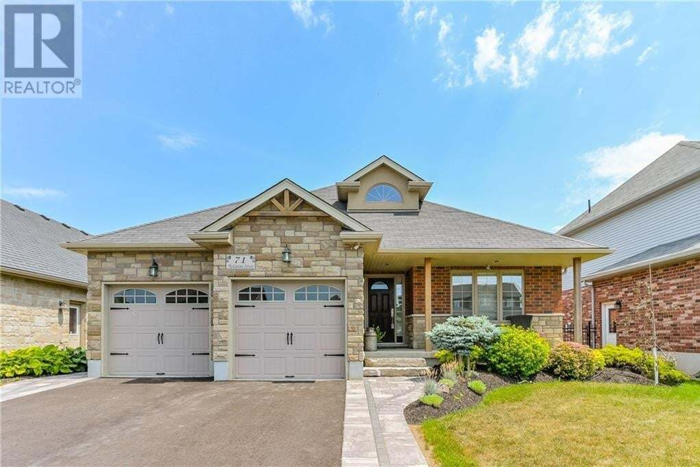 House for sale at 71 Mcgowan St Elora Ontario - MLS: 30819559