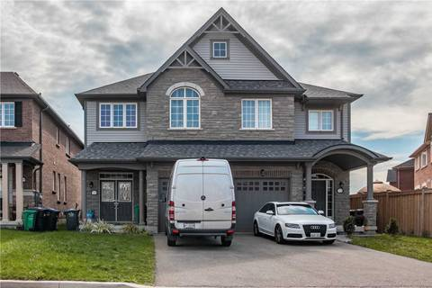 Townhouse for sale at 71 Mcpherson Rd Caledon Ontario - MLS: W4586751