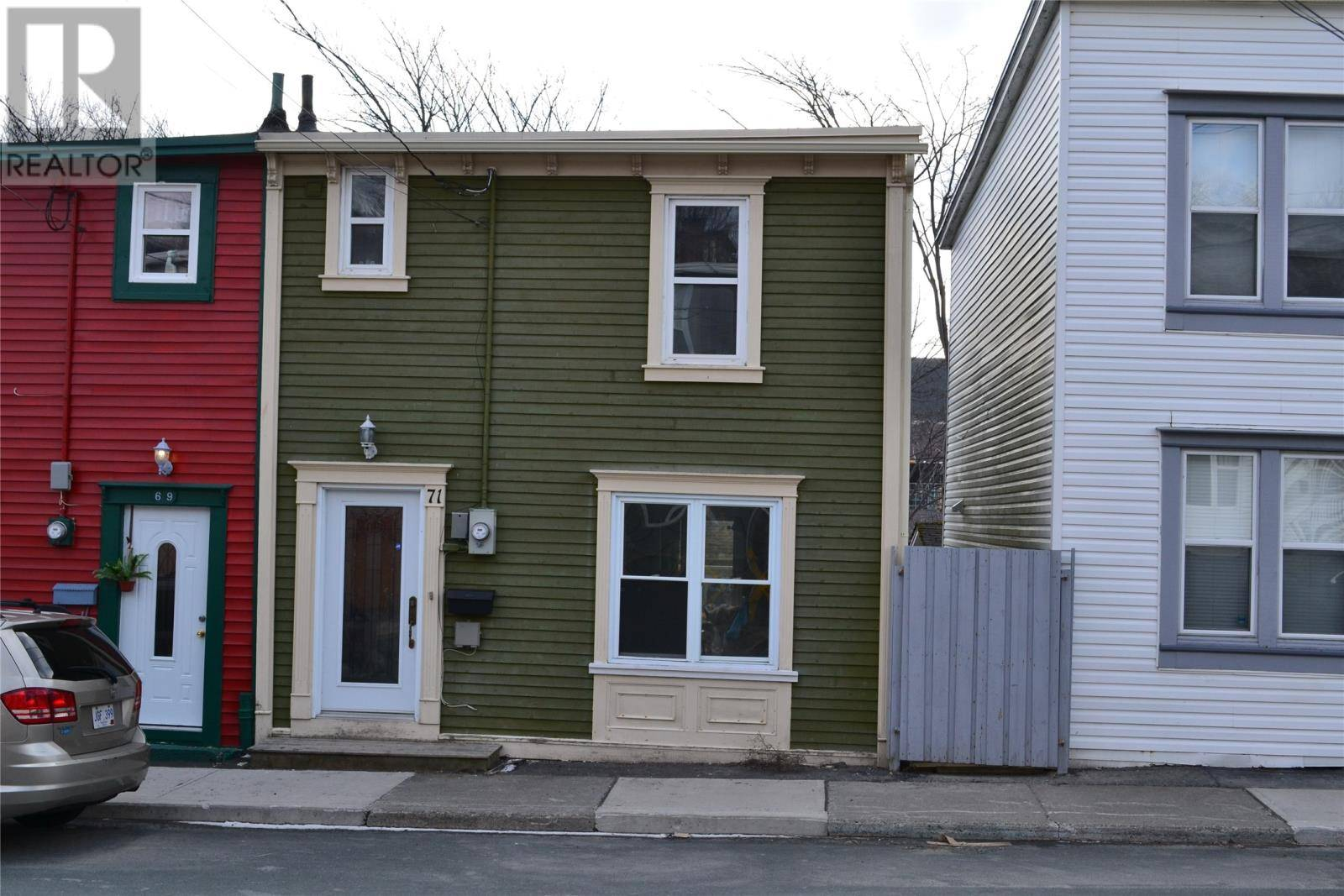 House for sale at 71 Monroe St St. John's Newfoundland - MLS: 1200560