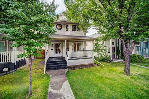 House for sale at 71 Mt Allan Circ Southeast Calgary Alberta - MLS: C4263537