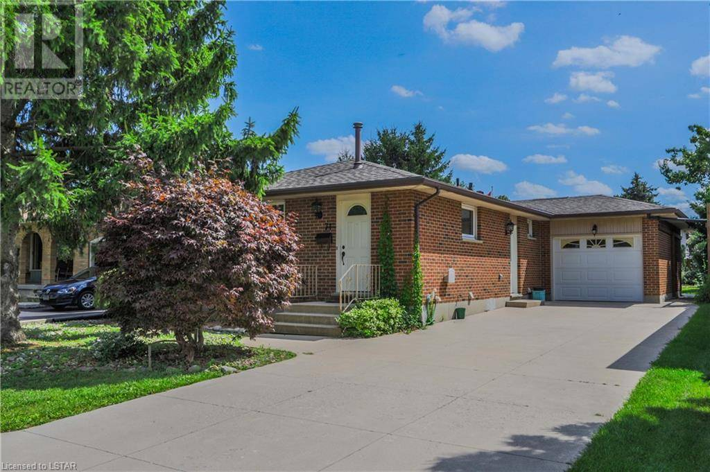 House for sale at 71 Muriel Cres London Ontario - MLS: 220543
