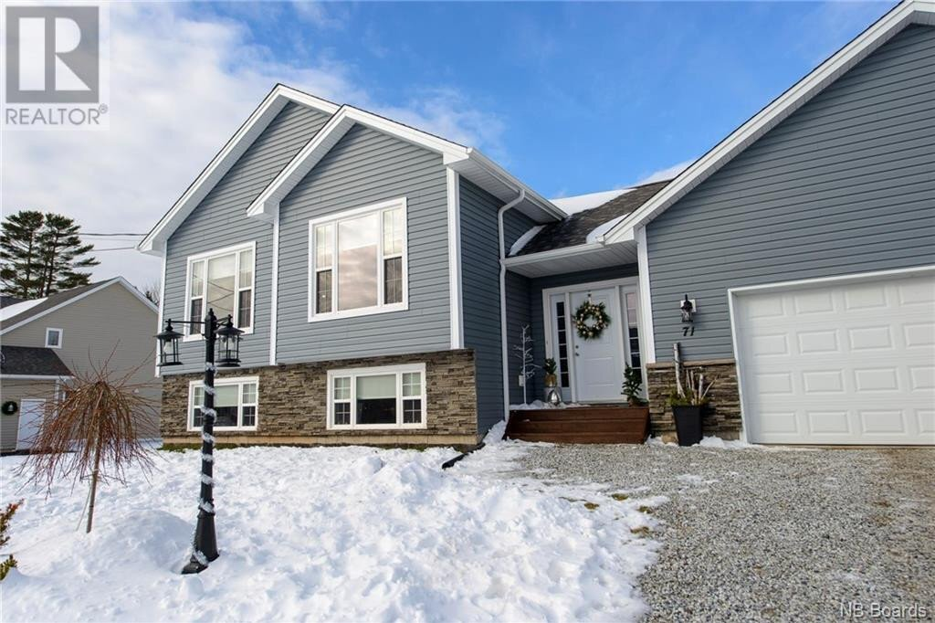 House for sale at 71 Nightingale Ln Quispamsis New Brunswick - MLS: NB052807