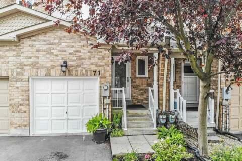 Townhouse for sale at 71 Ochalski Rd Aurora Ontario - MLS: N4919062