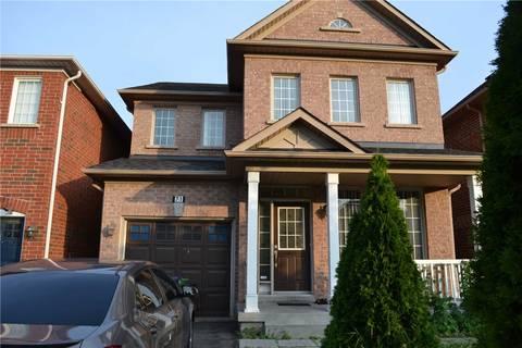 House for rent at 71 Pogonia St Toronto Ontario - MLS: E4523820