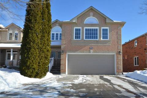 House for sale at 71 Raintree Cres Richmond Hill Ontario - MLS: N4688375