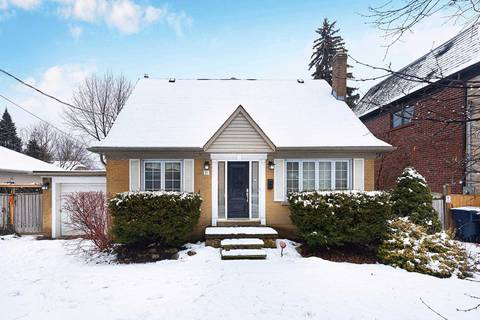 House for rent at 71 Rathburn Rd Toronto Ontario - MLS: W4683762